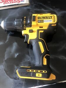Dewalt compact drill 20v brushless (tool only)