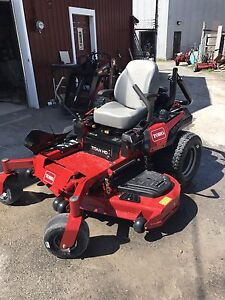 "Toro Titan HD 60"" zero turn lawnmower"