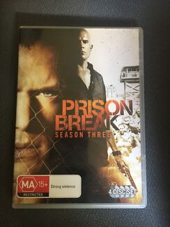 Prison Break season 3 box set