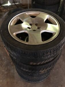 "Audi TT wheels - 17"" Fat Fives"