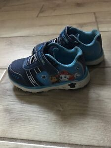 Light up paw patrol sneakers