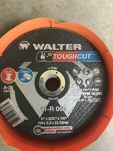 Walter 11r062 tough cuts