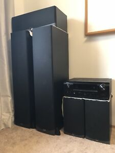 Klipsch Reference IV home theater system