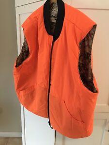 3XL Reversible Cabela Hunting Vest