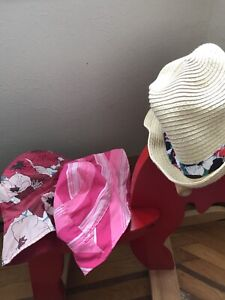 Spring hats for baby girl