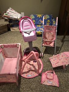 Graco Doll Playset