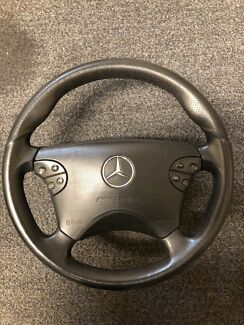 Mercedes Benz AMG Steering Wheel Kingsgrove Canterbury Area Preview