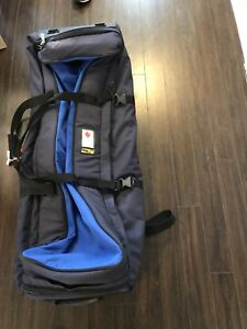 Golf bag travel carrier