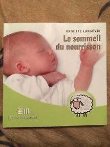 Livre «Le sommeil du nourrisson»