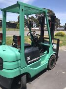Mitsubishi fork lift For Sale Endeavour Hills Casey Area Preview