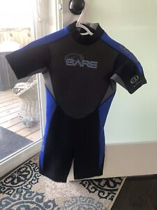 Bare Wetsuit Youth size 12
