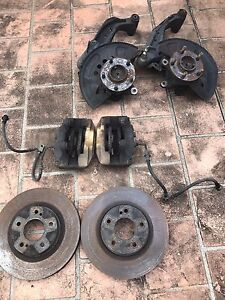R33 gtst front / rear brake setup Rockdale Rockdale Area Preview