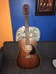 Guitare Art & lutherie 12 cordes