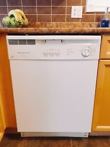 White dishwasher for sale