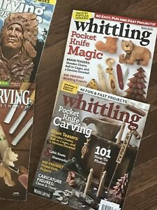 Woodcarving Magazines (27)