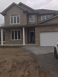 BRAND NEW 2 Story - 4 Bedroom Detached Home for Rent