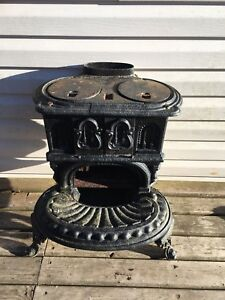 Looking for anyone who collects/restores old cast iron stoves