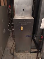 Furnace ac and tankless