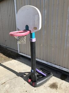 Free basketball stand and net