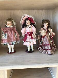 Porcelain dolls for sale