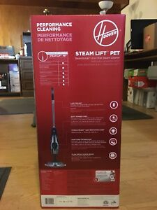 New Hoover SteamLift Pet 2in1 Steam Cleaner and Mop