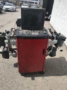 Hunter 511 Alignment Machine