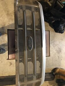 ford f250 grille