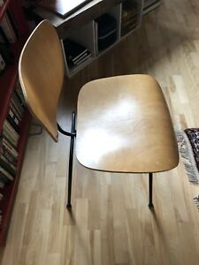 Original Eames DCM Wood chair, priced to sell