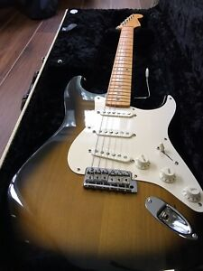 Fender Eric Johnson Strat. Best non-Custom Shop strat! Reduced$.