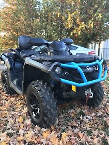 2016 can am outlander xtmax 1000r