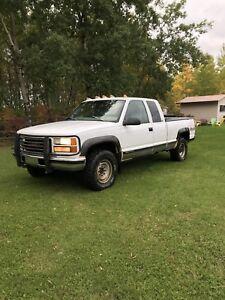 1997 GMC 2500 6.5