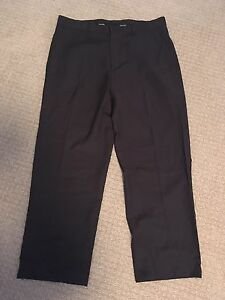 Brand new Calvin Klein dress pant pin stripe 33Wx30L