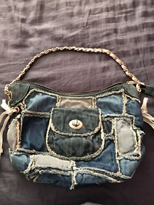 Quilted Jean purse