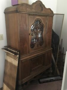 Looking for an antique hutch same or similar