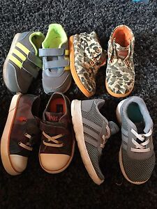 Toddler size 9 sneakers