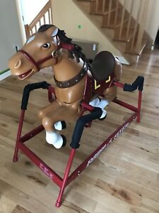 Cheval Radio Flyer antique