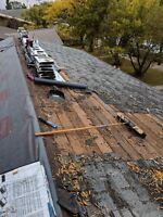Needing a new roof? Please contact