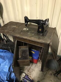 Singer 1951 Centenary edition sewing machine