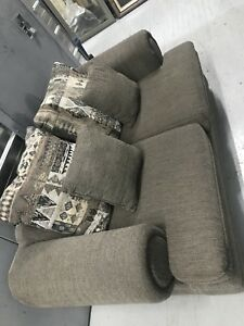 Selling sofa and love seat