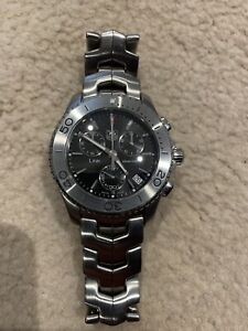 Men's Tag Heuer Link Chronograph