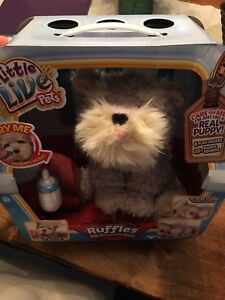 Little Live Pets Puppy - Brand new in box!
