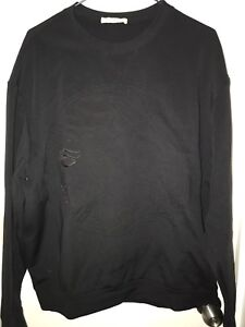 Versace medusa sweater, Gucci sweater and cavali class jacket