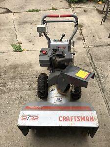 12 hp Craftsman snowblower