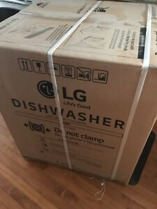 NEW!! - LG 24-in Built-in Dishwasher - model LDT5665ST