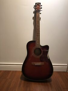 Ibanez Acoustic Guitar with Pickup