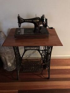 Antique Sewing Machine Southport Gold Coast City Preview