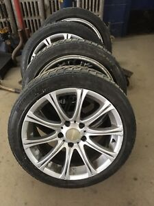 BMW Rims tires