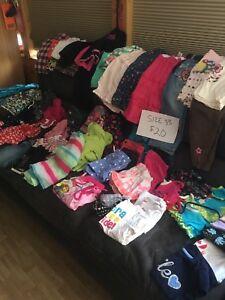 Girl clothing size 4/5