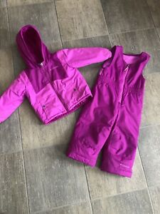 Toddler Columbia Snowsuit