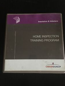 Home Inspection Textbook - Insulation & Interiors